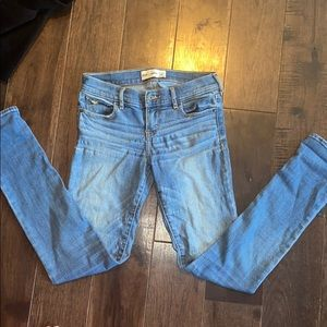 Abercrombie kids denim jeans